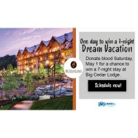 News Release: Give Blood, Get the Chance to Win a Dream Vacation