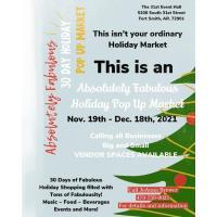 Sew Fabulous Studio & Academy Announces Holiday Pop-Up Market