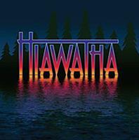 Hiawatha Band logo design