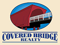 Covered Bridge Realty logo design