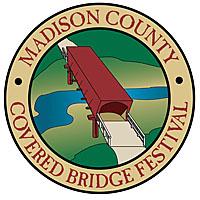 Covered Bridge Festival logo