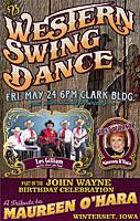 Western Swing Dance photo