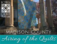 Madison County Airing of the Quilts
