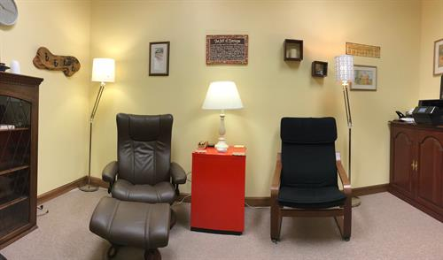 Our office space in Winterset
