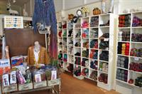 More than a yarn store- we offer unique gifts and wine, too.