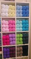 More yarn than you can shake a stick at!