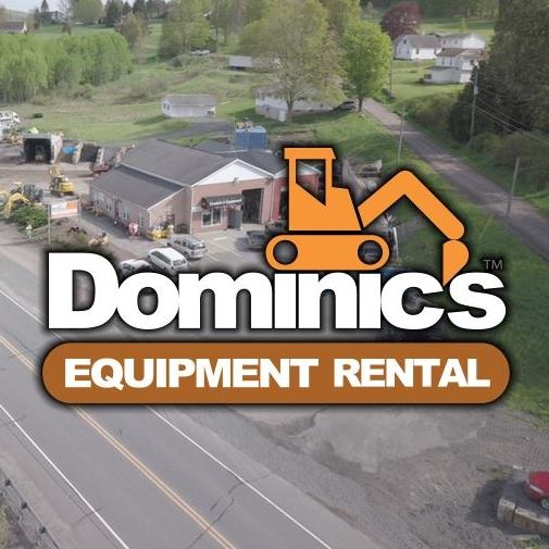 Small Business Series - Dominic's Equipment Rental, Sales & Service