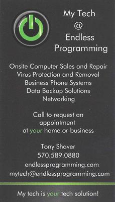 Endless Programming Solutions LLC