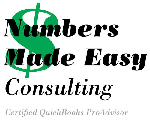 Numbers Made Easy Consulting