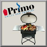 Sell gas grills including Primo