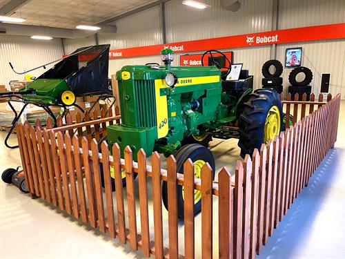 Genuine John Deere 420 Tractor