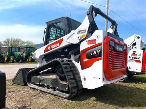 The New Bobcat t76