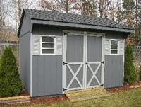 Quaker Storage Shed