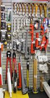 Large variety of Tools and Contractor Supplies