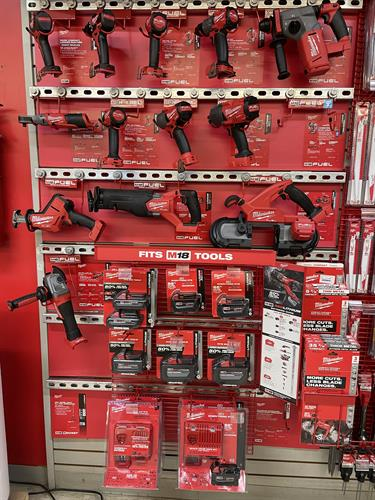 Milwaukee Power Tools & Batteries