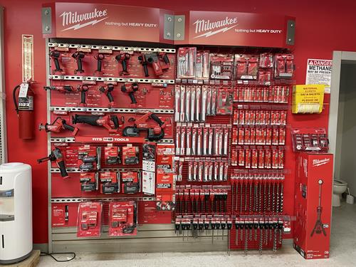 Milwaukee Power Tools & Consumables
