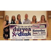 Duryea at Dusk 5K and Festival Set for June 1st