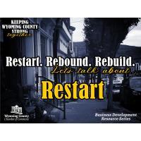 Restart. Rebound. Rebuild. Webinar Series - Restart Segment