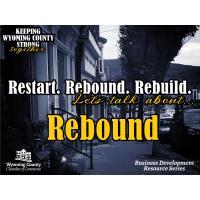 Restart. Rebound Rebuild. Webinar Series - Rebound Segment
