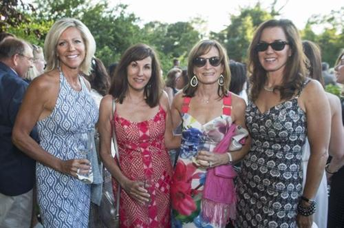 NVNA and Hospice rely on our generous community to support our charity. Here are guests at The 12 event, to support the Pat Roche Hospice Home in Hingham