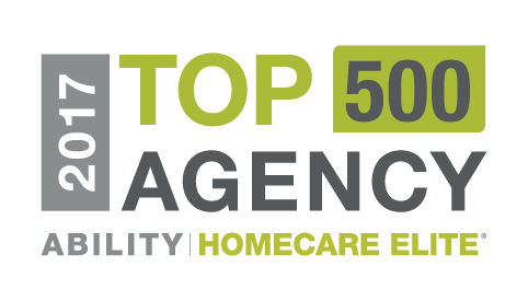 Quality patient-centered care is our top goal. We are honored to be named among the top agencies in the Nation.