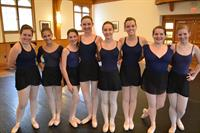 SSC's dance department offers age-appropriate ballet, creative  dance and hip-hop classes.