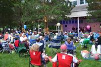 Hundreds of people flock to SSC's Jane Carr Amphitheater each summer to hear anything from a Bob Marley tribute band to H.M.S. Pinafore.