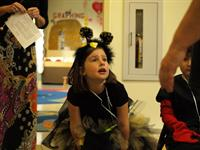 Academics, social skills and confidence are all developed through the arts at SSC's arts-based preschool and kindergarten.