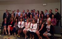 What a great event to celebrate the accomplishments of 40 influential and young professionals! Congrats to all!