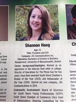 Thank you to Cape & Plymouth Business Magazine for recognizing our President Shannon Hoeg for the 40 Under 40 Awards!