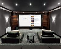 TAG TECSLATE theater room multi-media, computer all-in-one device