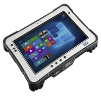 TAG GD3030 10.1 IP65 Windows tablet