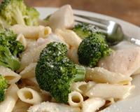 Chicken, Broccoli and Ziti