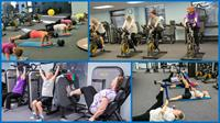 We Offer Various Group Exercise Classes