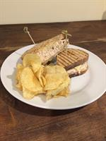 Our Zesty Tuna Sandwich - not your soggy lunch sack tuna