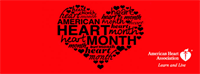 February is Heart Month!