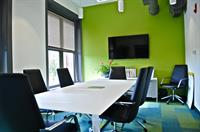 Schedule a meeting in our bright, modern conference room.