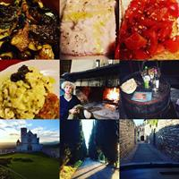 Italy Collage - Culinary Adventure