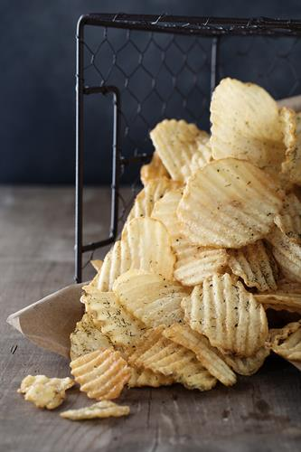 Chef Eric's Famous House Made Potato Chips