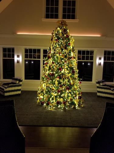 Custom Christmas Tree