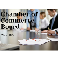 Chamber Board Meeting