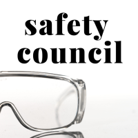 Safety Council Meeting-The Neeley Center