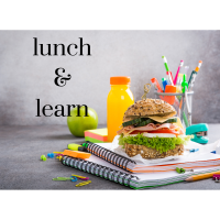 """Lunch & Learn June 2020 - """"Lead With Laughter"""""""