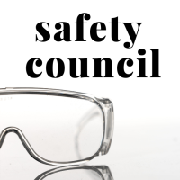 Safety Council Meeting