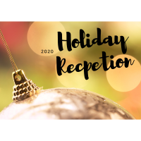 Holiday Reception 2020