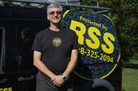 Walt Frasher, Monitoring Center Supervisor