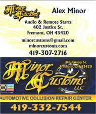 Minor Customs LLC