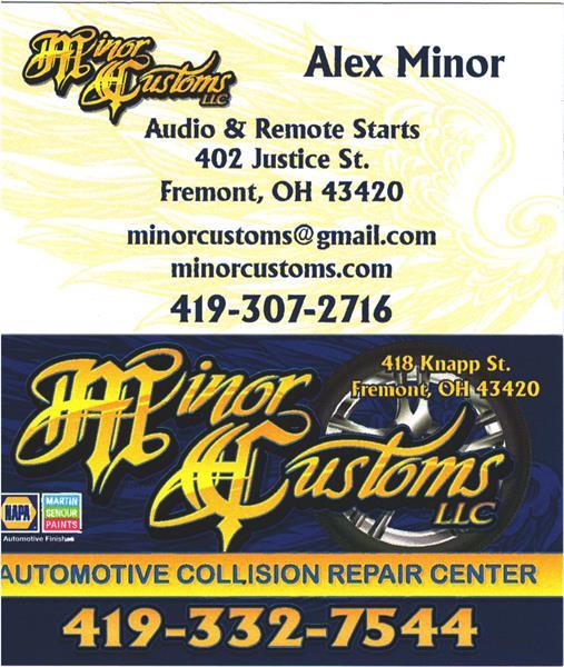 Minor Customs LLC