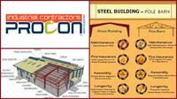 Steel Building vs. Pole Barn
