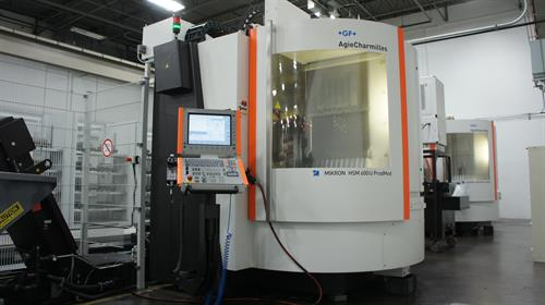 5- Axis Machining Center